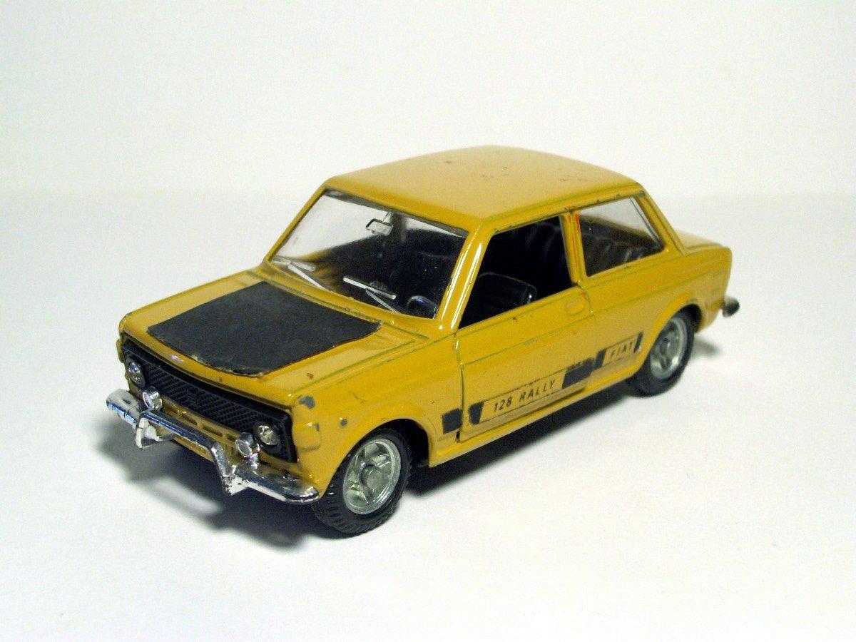 Fiat 128 Rallye Mebetoys A60